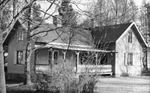Markbackens gård
